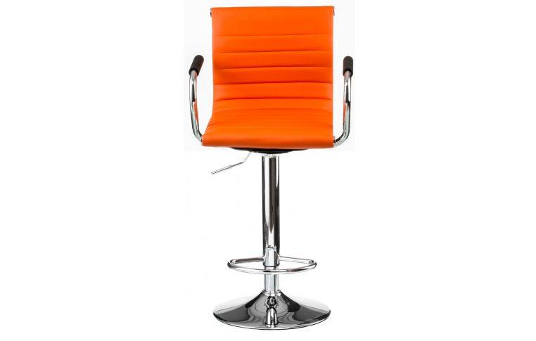 Барные стулья: купить Стул барный Bar orange plate - 2