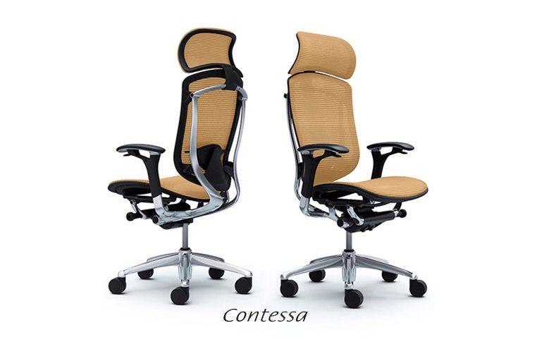 Кресла для руководителя: купить Кресло Okamura Contessa - 10