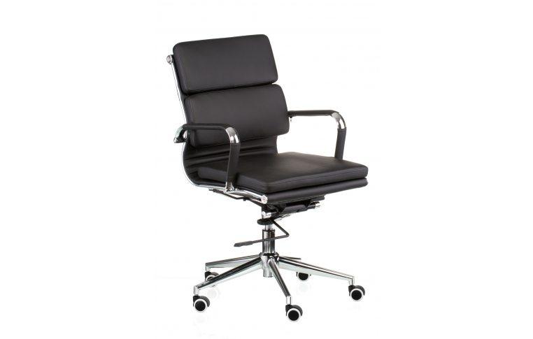Офисные кресла: купить Кресло Solano 3 artleather black - 7