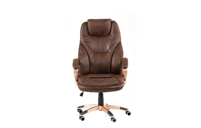 Офисные кресла: купить Кресло Bayron dark brown - 2