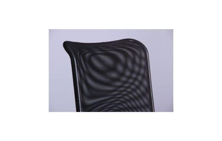 Офисные стулья: купить Стул АЕРО CF хром Неаполь N-20/сетка черная - 5