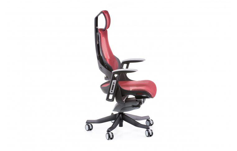 Офисные кресла: купить Кресло WAU DEEPRED NETWORK - 5