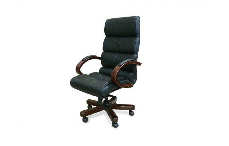 Кресла для руководителя: купить Кресло Салетти CA-1432А черный Диал - 1