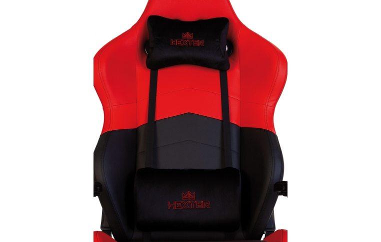 Игровые кресла: купить Кресло для геймеров Hexter pc r4d Tilt mb70 Eco/01 Black/Red - 7
