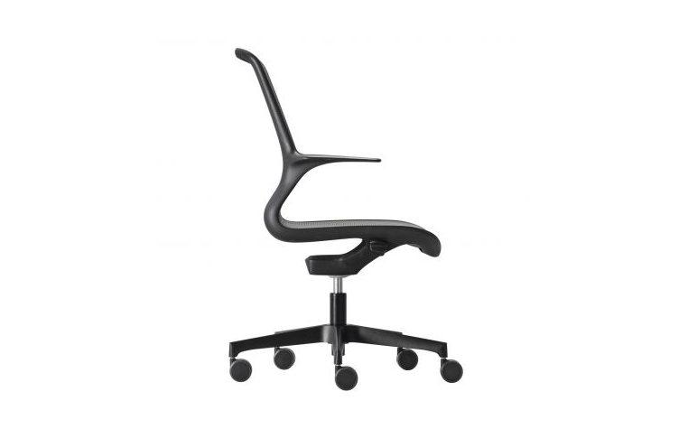 Кресла для руководителя: купить Кресло Loop белый Milani - 2