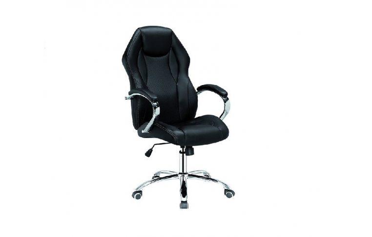 Кресла для руководителя: купить Кресло Cross black - 1
