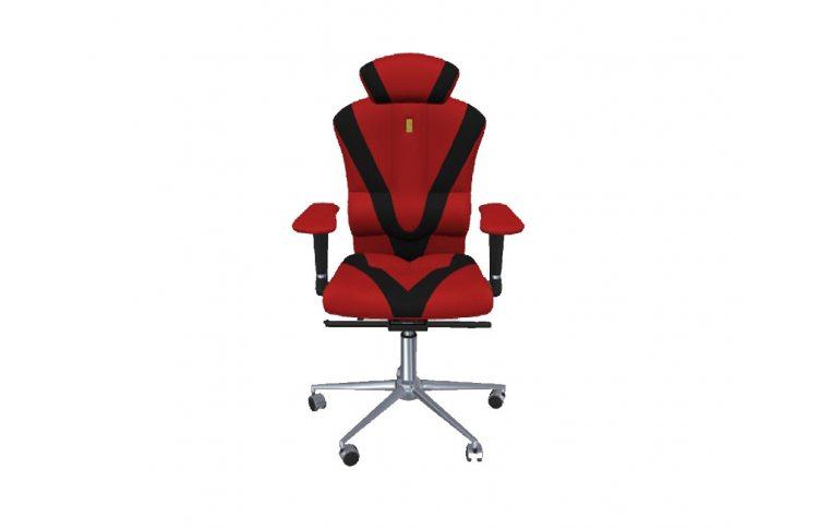 Кресла для руководителя: купить Кресло Victory красный - 1
