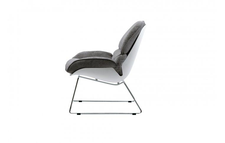 Кресла: купить Кресло лаунж Serenity серое - 3