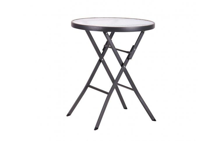 : купить Стол Maya т.серый, стекло AMF - 1