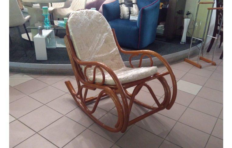 Кресла: купить Кресло-качалка дерево - 1