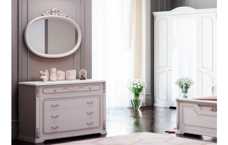Итальянская мебель для спальни: купить Спальный гарнитур Versal Italconcept - 5