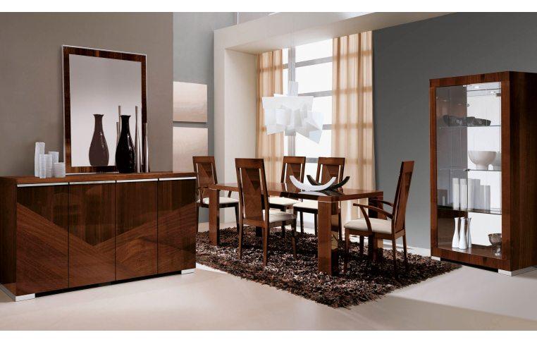 Итальянская мебель: купить Столовая в современном стиле Capri Alf Group - 1