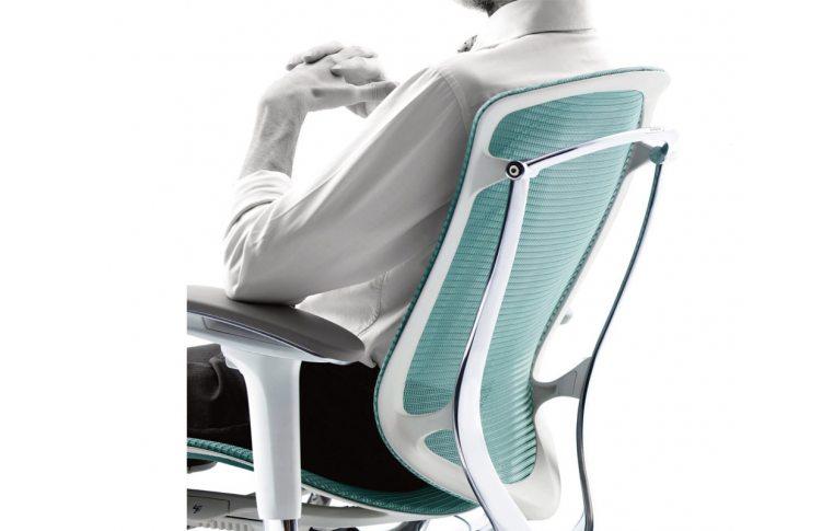 Эргономические кресла: купить Эргономичное кресло для компьютера Contessa Seconda Okamura - 4