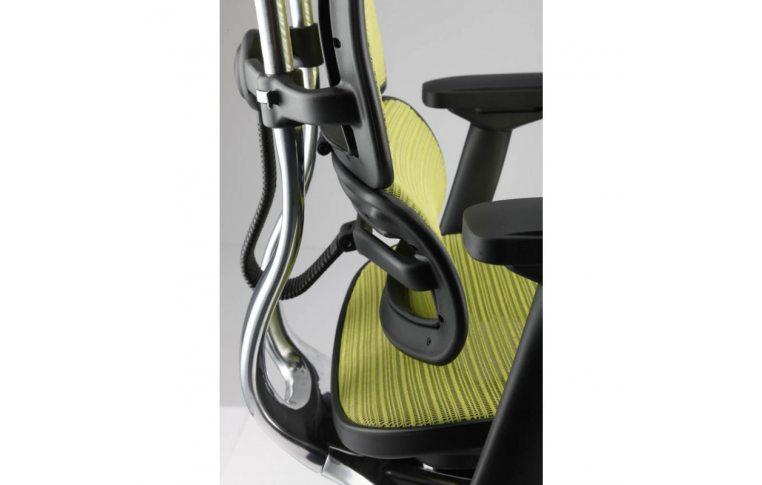 Эргономические кресла: купить Кресло Ergohuman Plus Black - 8