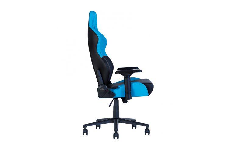 Геймерские кресла: купить Кресло для геймеров Hexter rc r4d Tilt mb70 Eco/01 Black/Blue - 4