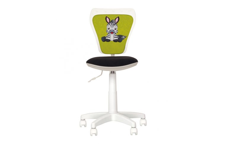 Детские кресла: купить Кресло Ministyle GTS WHITE - 9