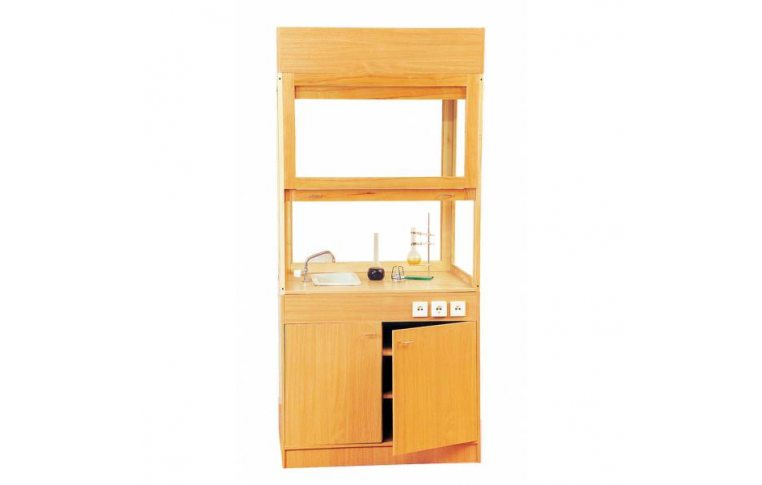 Школьные шкафы: купить Шкаф вытяжной демонстрационный - 1