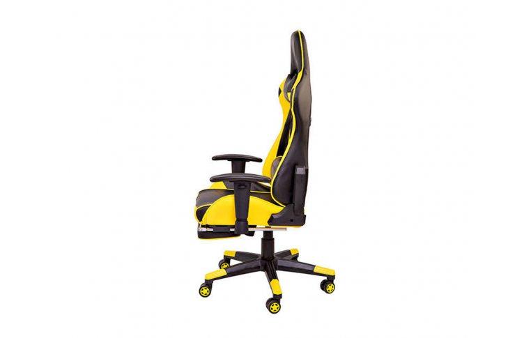 Кресла для руководителя: купить Кресло Drive yellow Goodwin - 4