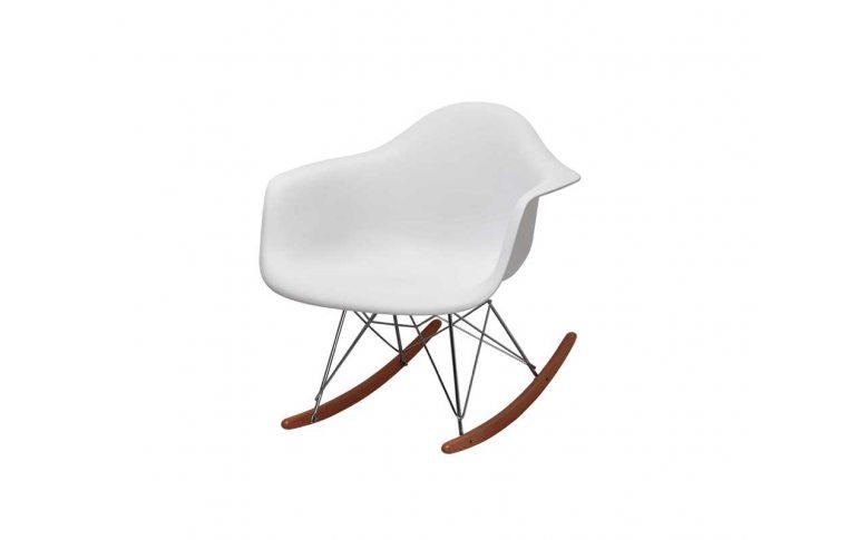 Кухонная мебель: купить Кресло Лаунж (белый) Domini - 1