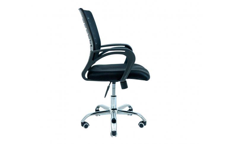 Офисные стулья: купить Кресло Флеш (Flesh) Черный Richman - 3