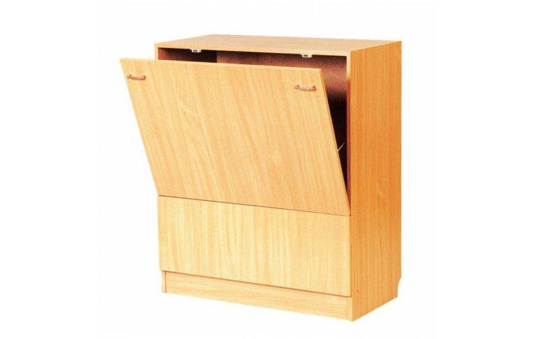 Школьные шкафы: купить Секция нижняя для таблиц С-05 - 1