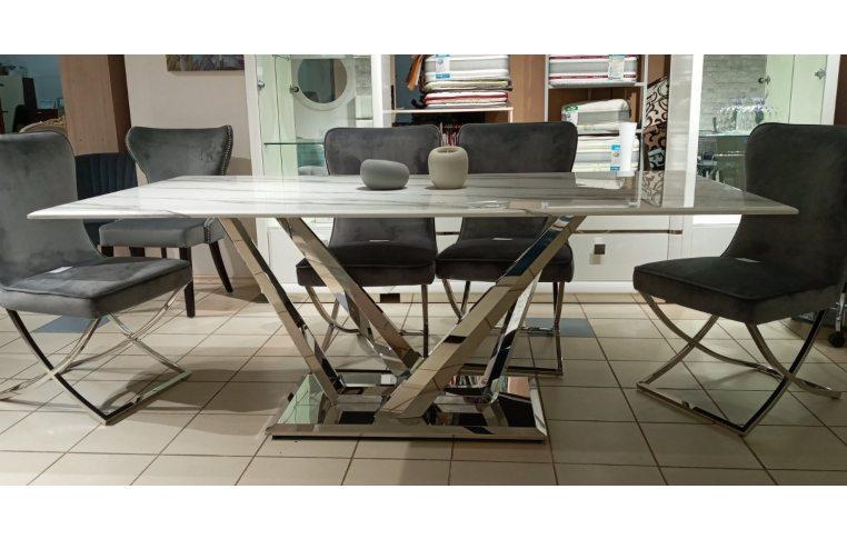 Кухонные столы: купить Стол мраморный 8130 Decor Furniture - 2