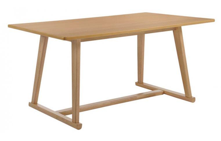 Кухонные столы: купить Стол Примавера клен танзай Domini - 1