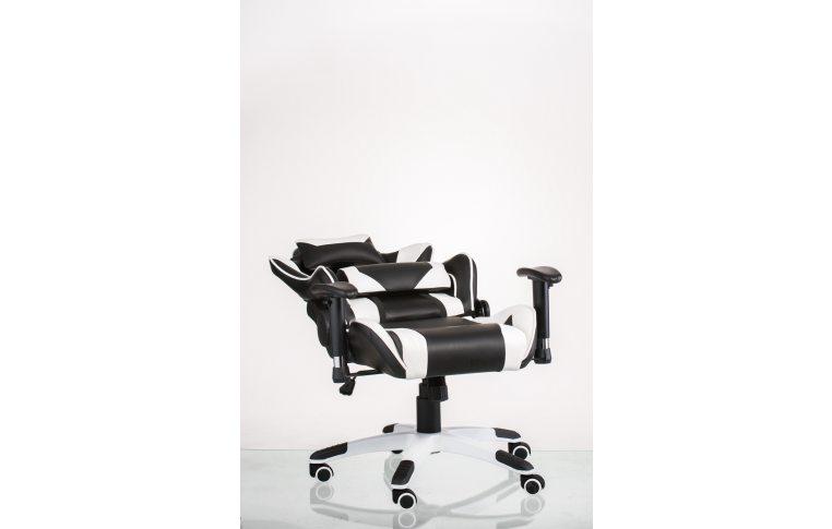 Офисные кресла: купить Кресло ExtremeRace black/white - 12