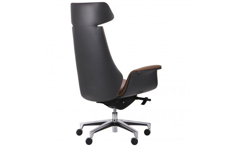 Кресла для руководителя: купить Кресло Bernard HB Brown/Dark Grey AMF - 5