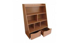 Мебель для детского сада: купить Шкаф для игрушек -