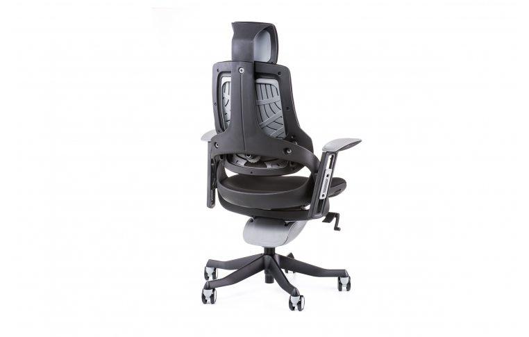 Офисные кресла: купить Кресло WAU BLACK FABRIC - 4