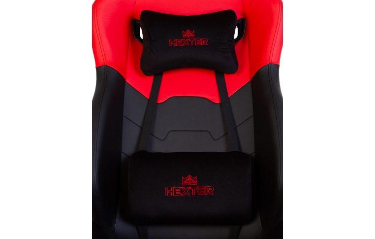 Геймерские кресла: купить Кресло для геймеров Hexter mx r1d Tilt pl70 Eco/01 Black/Red - 8