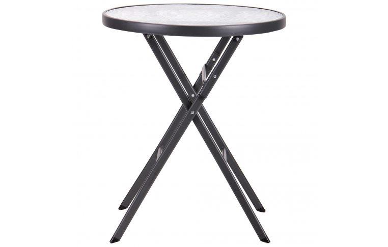 : купить Стол Maya т.серый, стекло AMF - 2