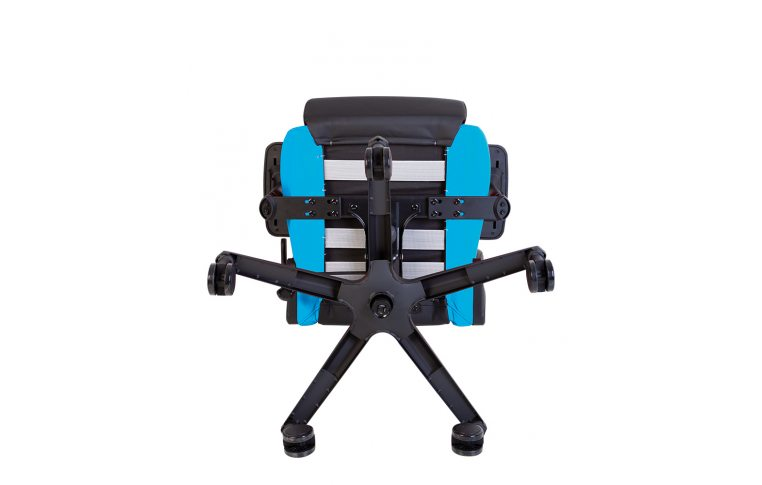 Геймерские кресла: купить Кресло для геймеров Hexter rc r4d Tilt mb70 Eco/01 Black/Blue - 14
