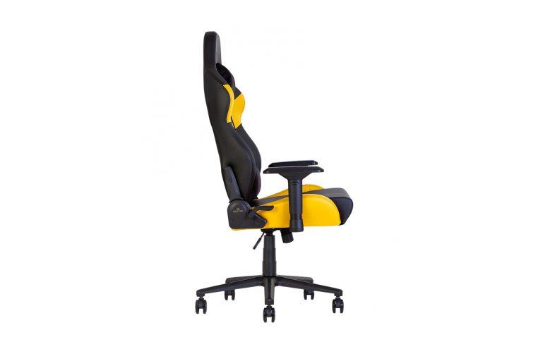 Игровые кресла: купить Кресло для геймеров Hexter rc r4d Tilt mb70 Eco/02 Black/Yellow - 7
