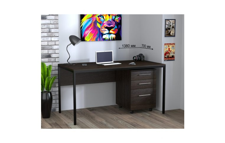 Письменные столы: купить Стол L-3p - 3