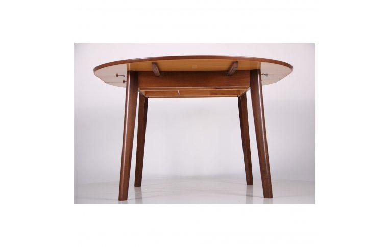 Кухонные столы: купить Стол обеденный раздвижной Паддингтон орех светлый AMF - 4