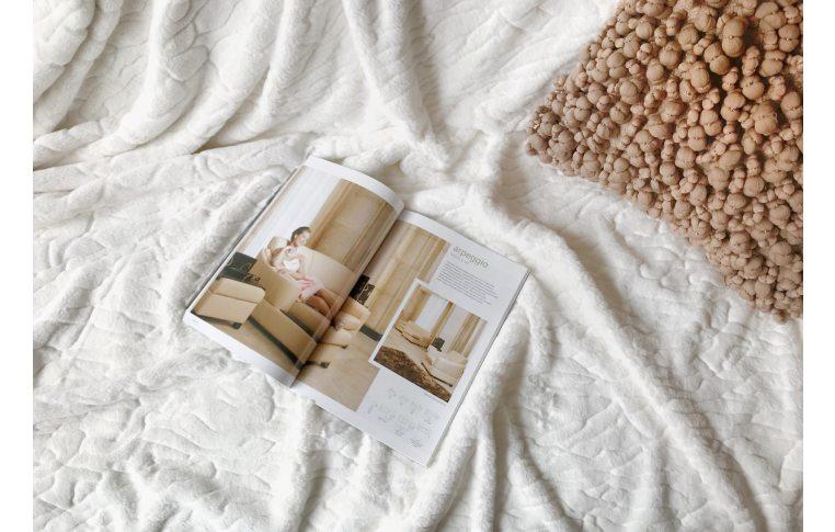 Декор для дома: купить Плед Fellpecke Fur Blanket 3881 Ibena - 5