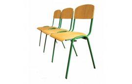 Школьные стулья: купить Секция стульев для актового зала -