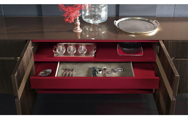 Итальянская мебель: купить Столовая в современном стиле Accademia - 8