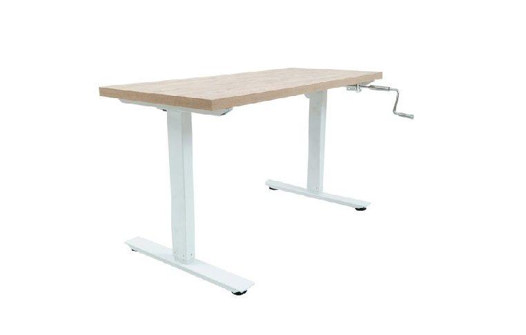 Эргономичные столы: купить Стол с механической регулировкой высоты MT-4 Richman - 1