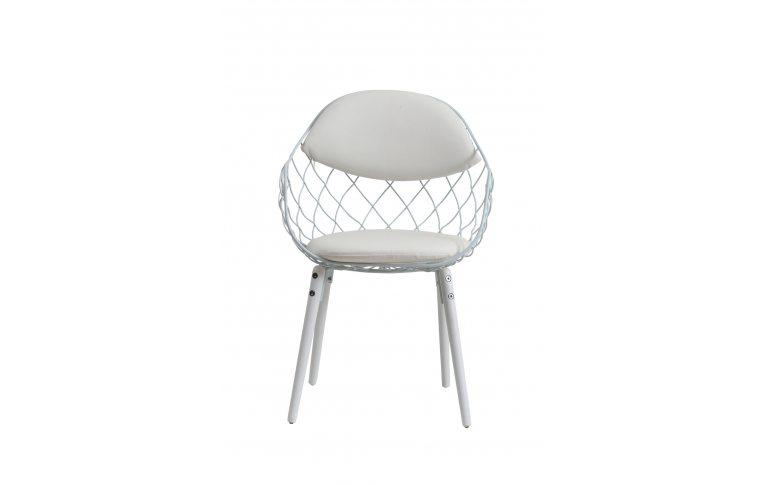Кресла: купить Кресло Вики (белый) Domini - 3