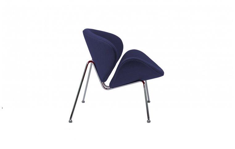 Кресла: купить Кресло Foster лаунж индиго - 3
