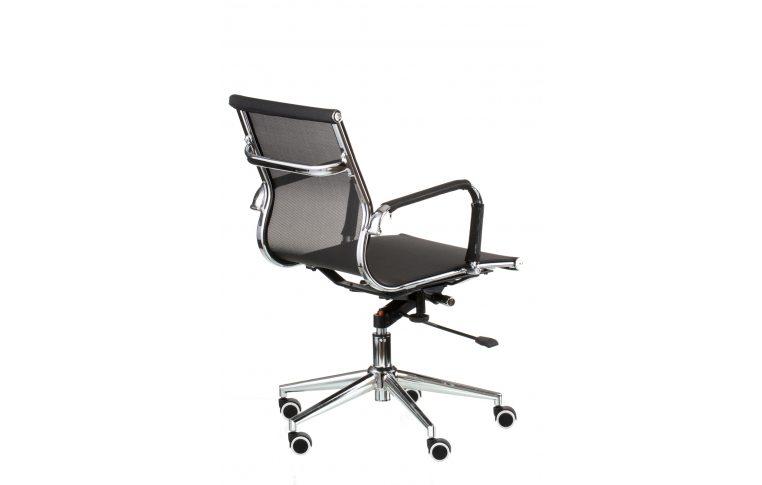 Офисные кресла: купить Кресло Solano 3 mesh black - 6