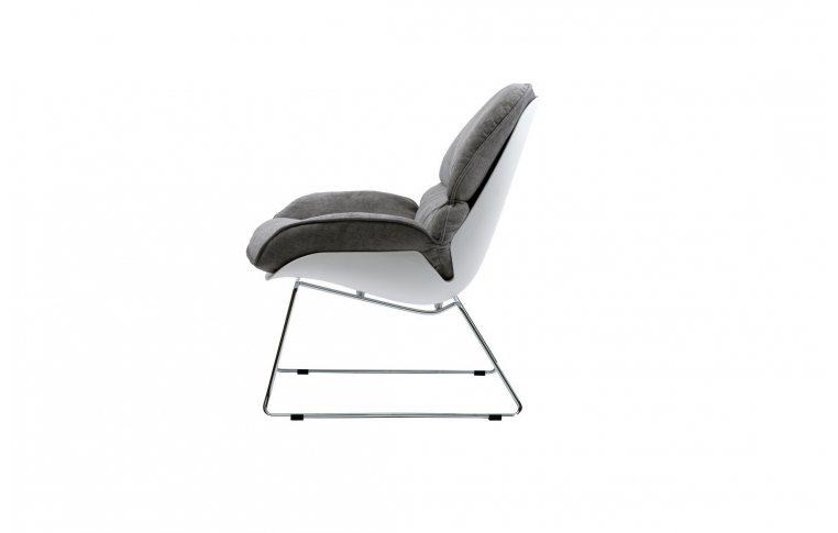 Кресла: купить Кресло лаунж Serenity серое - 2