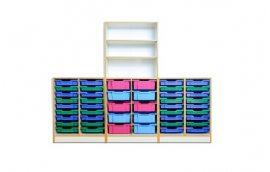 Новая украинская школа: купить Шкаф для хранения дидактического материала -