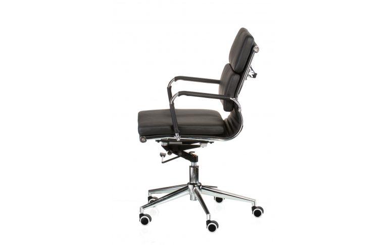 Офисные кресла: купить Кресло Solano 3 artleather black - 3