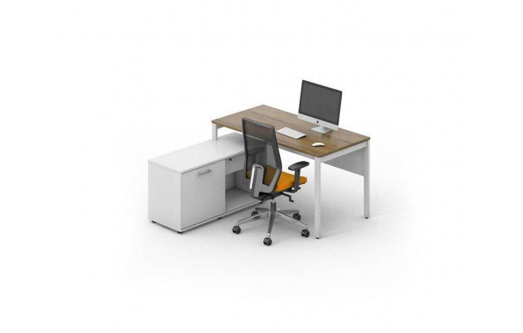 Офисные столы: купить Рабочее место персонала Джет композиция 1 M-Concept - 1
