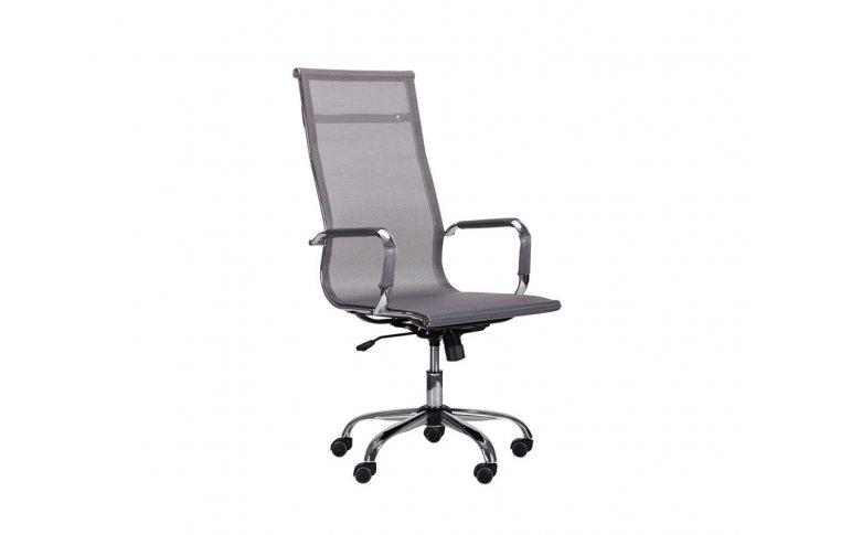 Кресла для руководителя: купить Кресло Slim Слим HB NET PX-02 - 1
