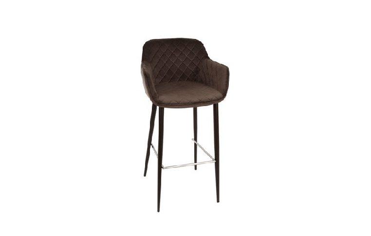 Барные стулья: купить Стул барный Bavaria (Бавария) антрацит - 1